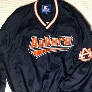 Vintage Auburn Starter Jacket